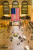 Grand Centeral Terminal - NYC (COLOR VERSION)RARE BIRDS EYE VIEW!